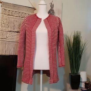 Talbots Wool  Cardigan sweater size small